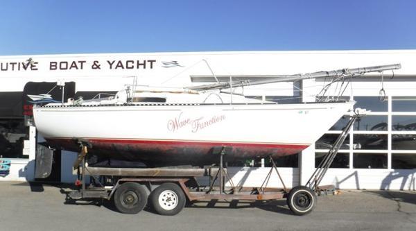 C&C 25 Sailboat