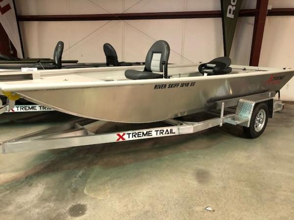 Xtreme RIVER SKIFF 1658SS