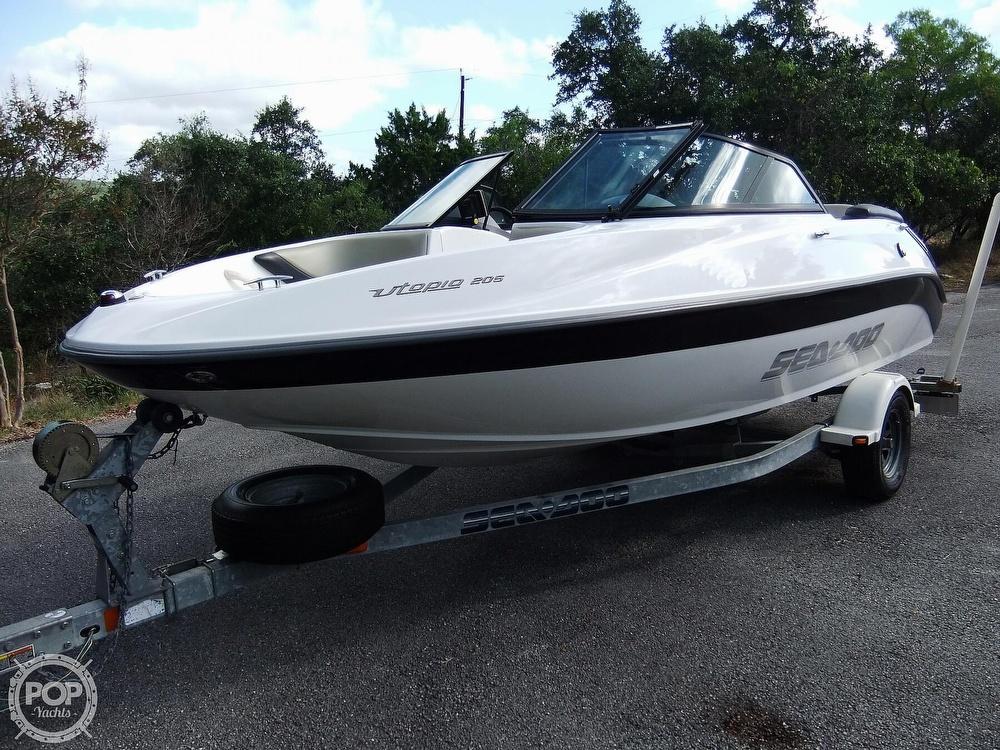 Sea-Doo 205 Utopia 2016 Sea-Doo UTOPIA 205 for sale in Mico, TX