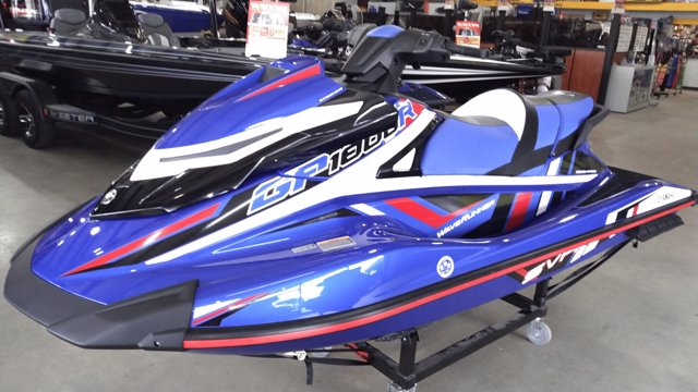 Yamaha Boats WAVERUNNER GP