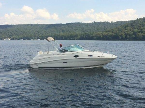 Sea Ray 230 Sundancer w/Trl Profile