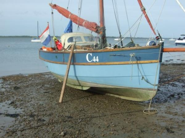"Cornish Crabbers 24 Cornish Crabber 24 ""Otter"""