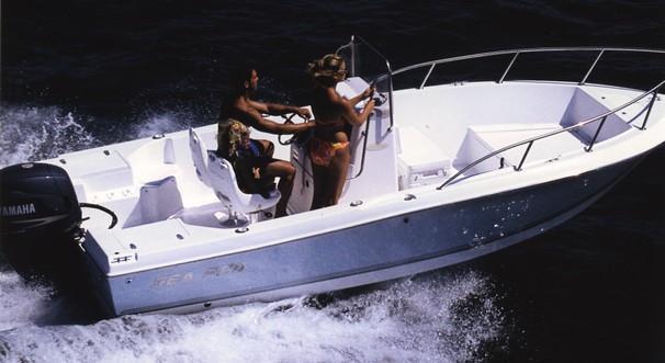 Sea Pro 190 Center Console Manufacturer Provided Image