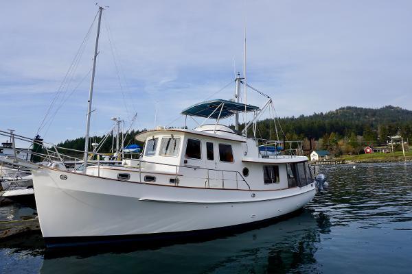 Kadey Krogen 39 Stabilized Pilothouse Trawler Krogen 39