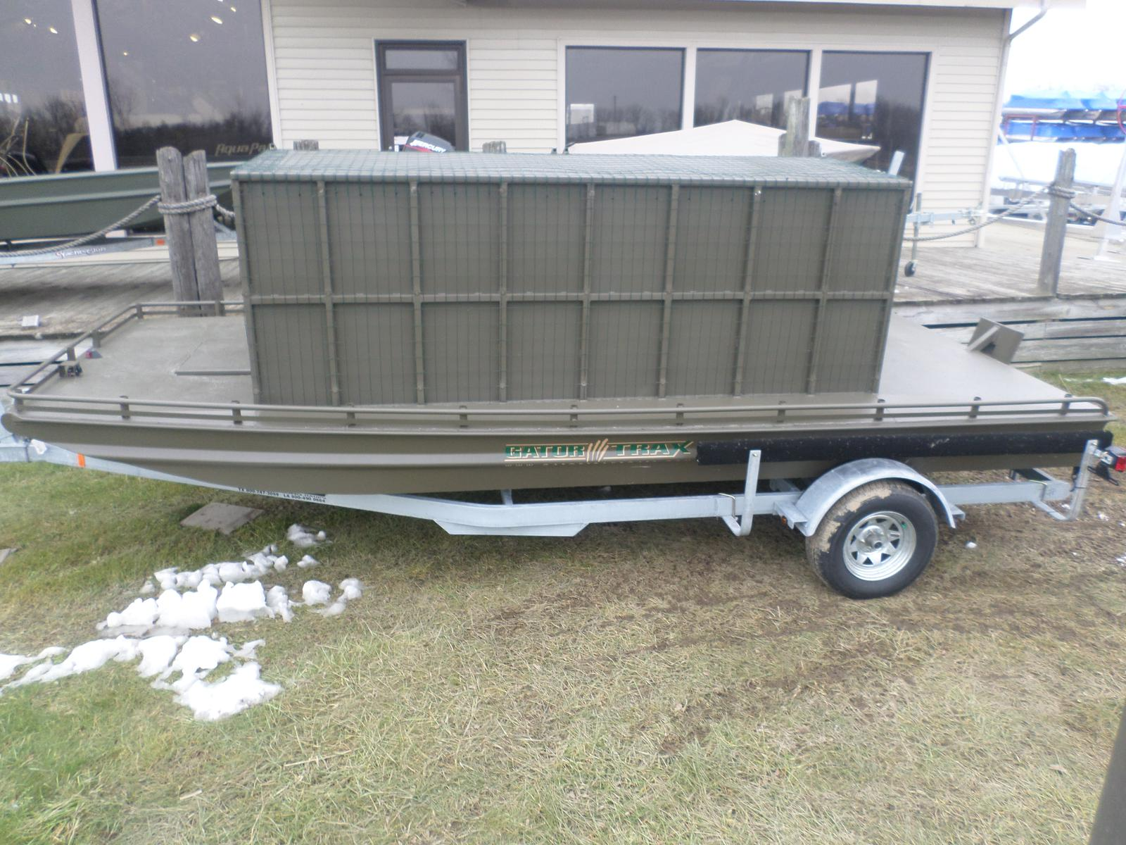 Gator Trax 18 X 8 GATORSCAMP FLOATING BLIND