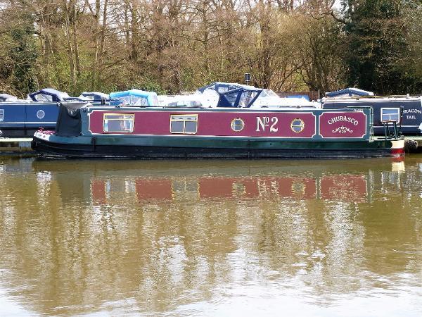 Narrowboat G J Reeves 42' G J Reeves 42' Narrowboat