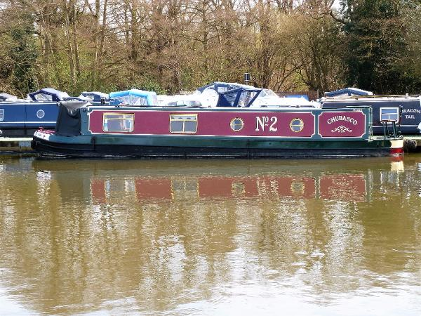 Narrowboat G J Reeves 42' G J Reeves 42' Narrowboat