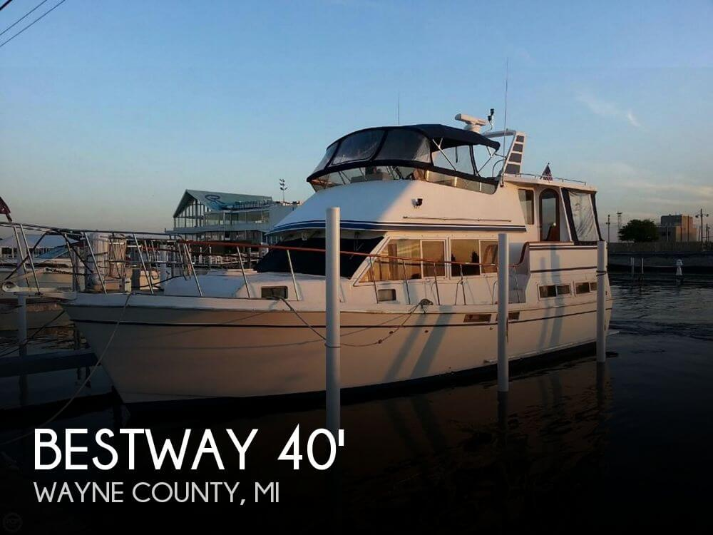 Bestway 40 Labelle Trawler 1987 Bestway 40 Labelle Trawler for sale in Detroit, MI