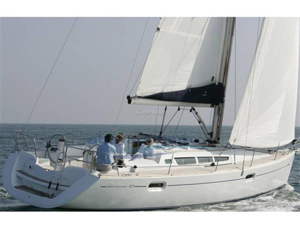 Jeanneau Sun Odyssey 42i - 42 i Abayachting Jeanneau Sun Odyssey 42i 42 i 1
