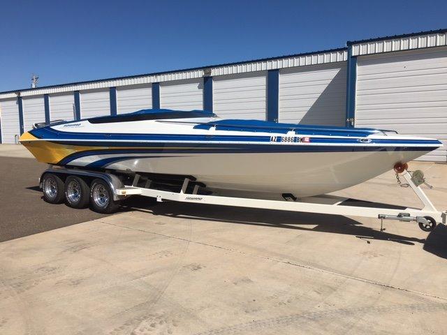 Howard Custom Boats Open Bow