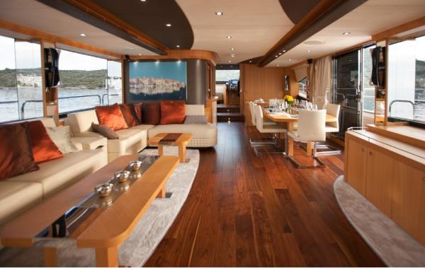 used Sunseeker 28 Metre Yacht for sale in spain