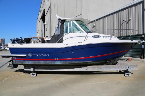 Striper 230 Walkaround