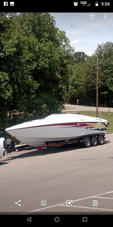Baja 29 Outlaw SSE 2004 Baja 29 for sale in Albany, KY