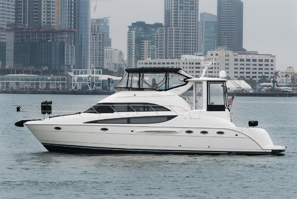 Meridian 459 Motoryacht It's Complicated