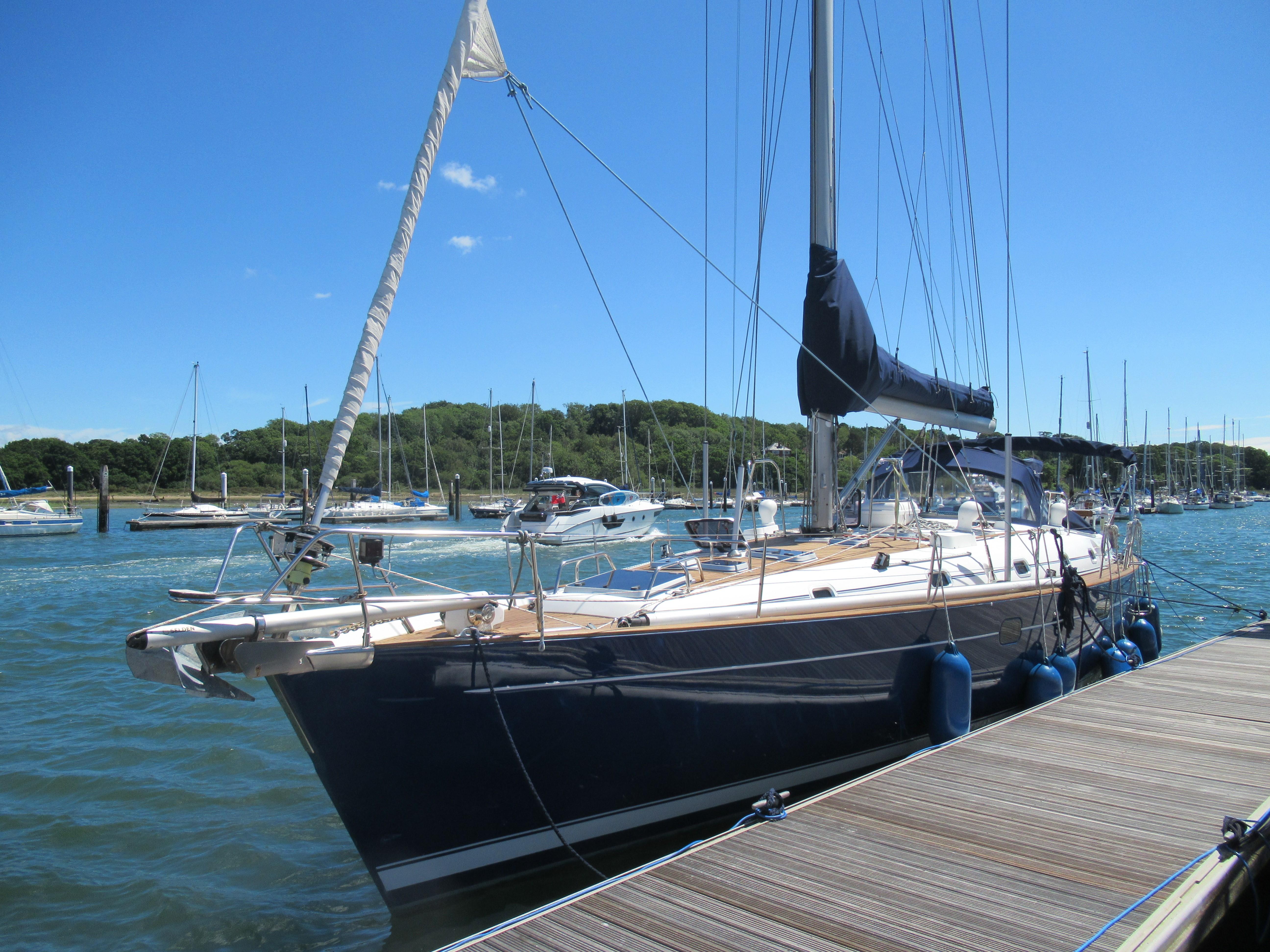 Beneteau 50 Beneteau 50 - Blue Spirit of Arne