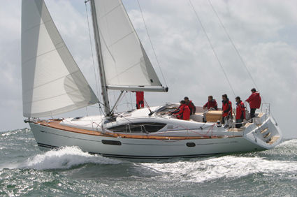 Jeanneau Sun Odyssey 45ds Photo 1
