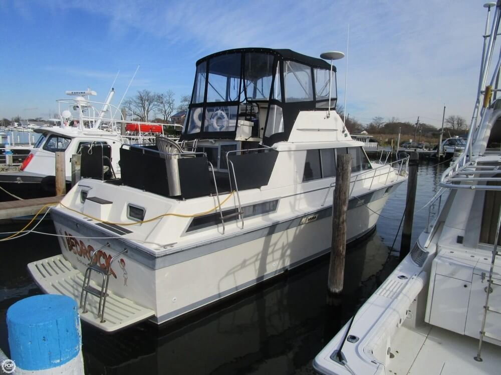Silverton 40 Motor Yacht 1986 Silverton 40 Aft Cabin for sale in Patchogue, NY