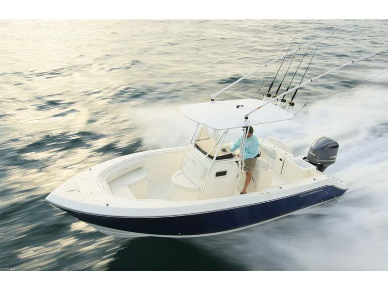Cobia Boats 237CC