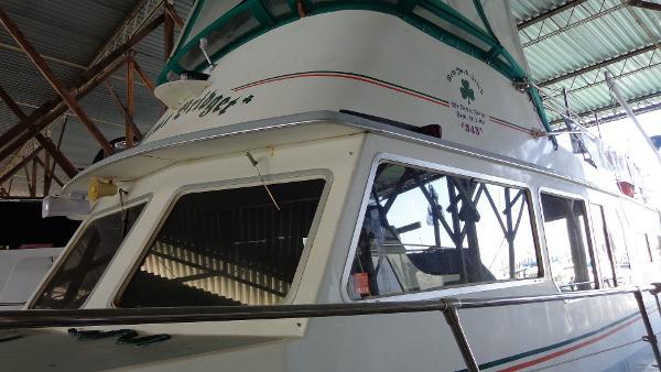 Motor Yacht Chambers 43' Cruiser