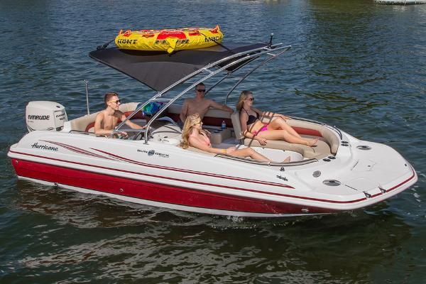 Hurricane SunDeck Sport 201 OB Manufacturer Provided Image