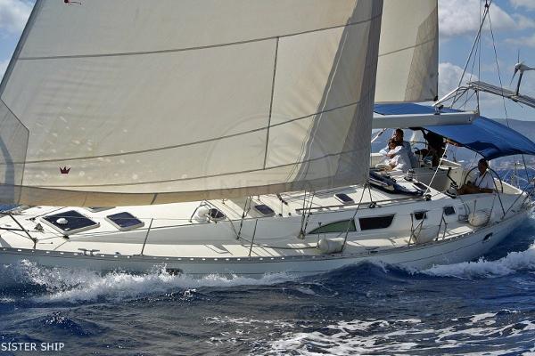 Jeanneau Sun Odyssey 45.2 JEANNEAU - SUN ODYSSEY 45.2 - exteriors