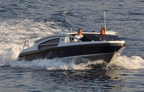 Royal Denship Limo Tender 8m