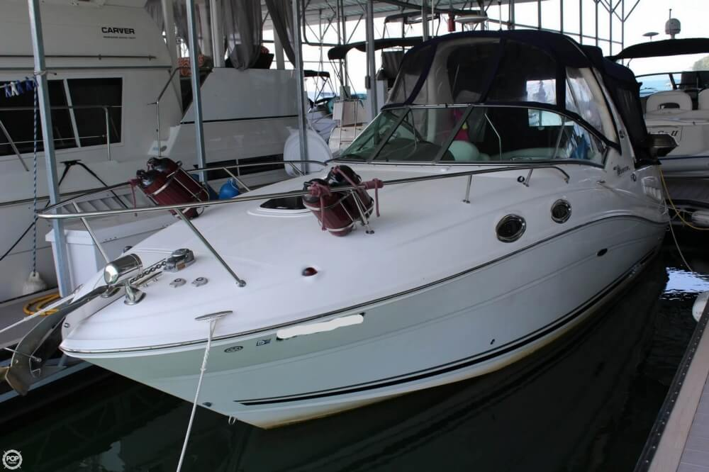 Sea Ray 260 Sundancer 2007 Sea Ray Sundancer 260 for sale in Roswell, GA