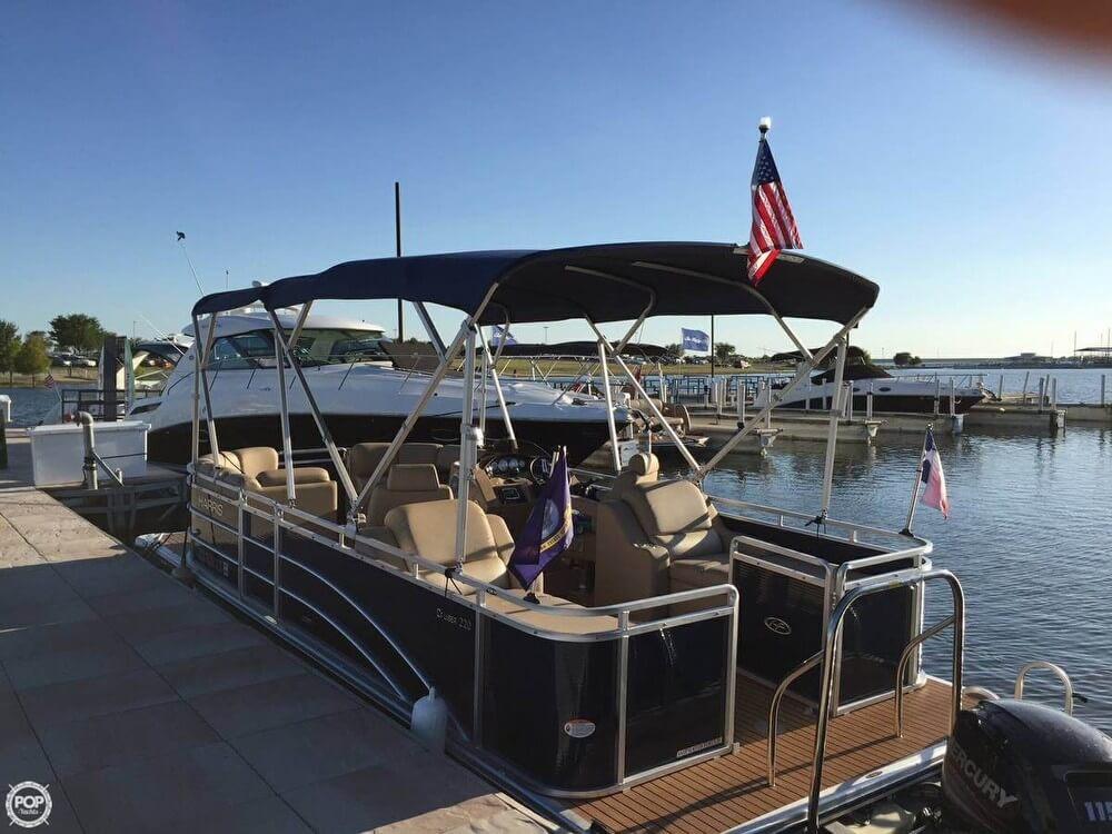 Harris Flotetbote Cruiser 220 2015 Harris Flotetbote Cruiser 220 for sale in Lewisville, TX