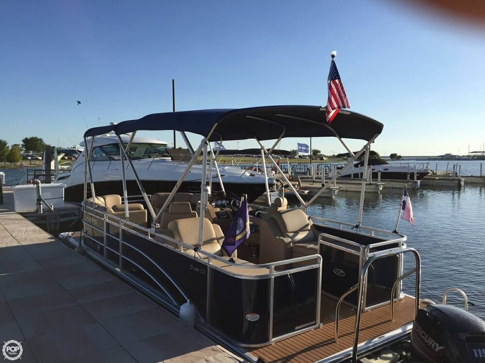 Harris Flotetbote Cruiser 220 2015 Harris Flotetbote Cruiser 220 for sale in Lewisville, TX