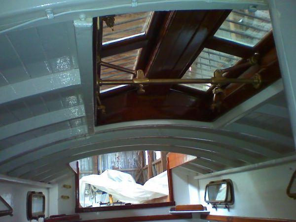 Overhead Hatch