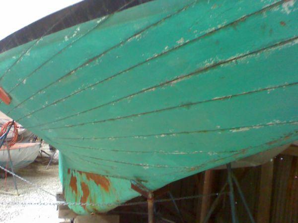 Starboard Underbody