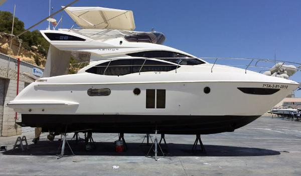 Azimut 38 Fly Bridge