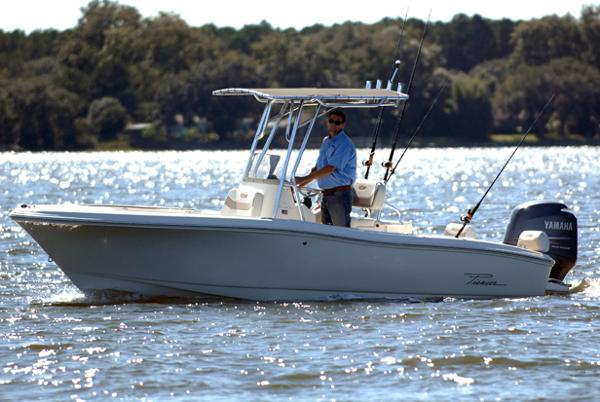 Pioneer 202 Sportfish Manufacturer Provided Image