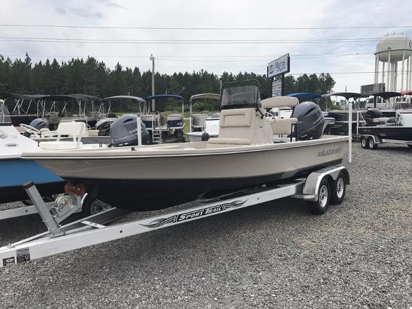 Blazer Boats 2200
