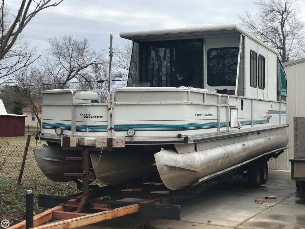 Sun Tracker 31 Party Cruiser 1995 Sun Tracker Party Cruiser 32 for sale in Midwest City, OK