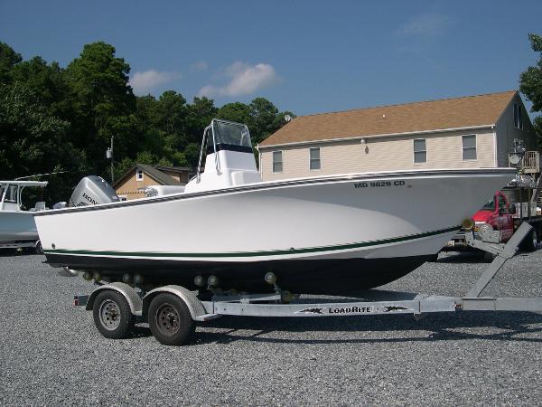 SeaCraft 21 Open Fisherman