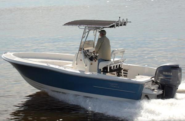 Pioneer 220 Bay Sport Manufacturer Provided Image