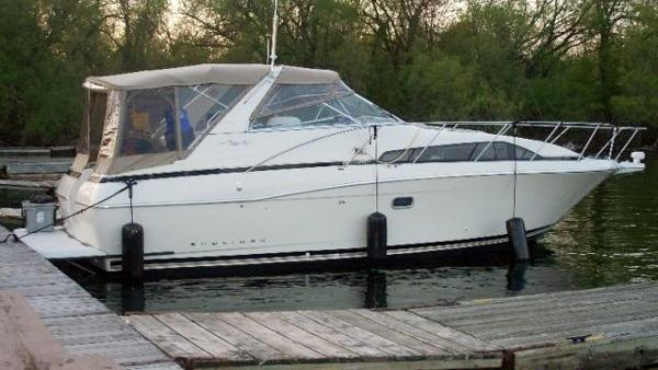 Bayliner 3255 Avanti Starboard Profile