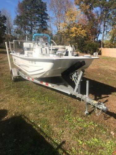 Carolina Skiff 17 DLX Center Console