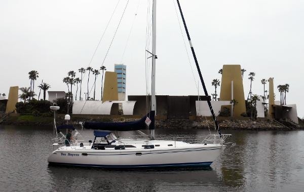 Catalina 42 MkII Tiki Breeze