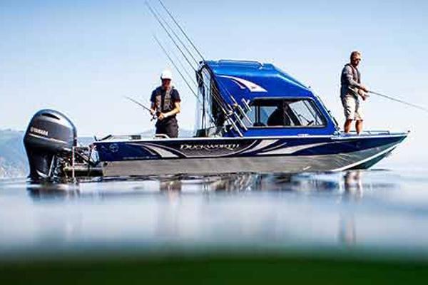 Duckworth 20 Navigator Sport HT Manufacturer Provided Image
