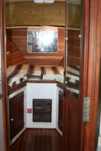 Master Stateroom - Needs Headliner