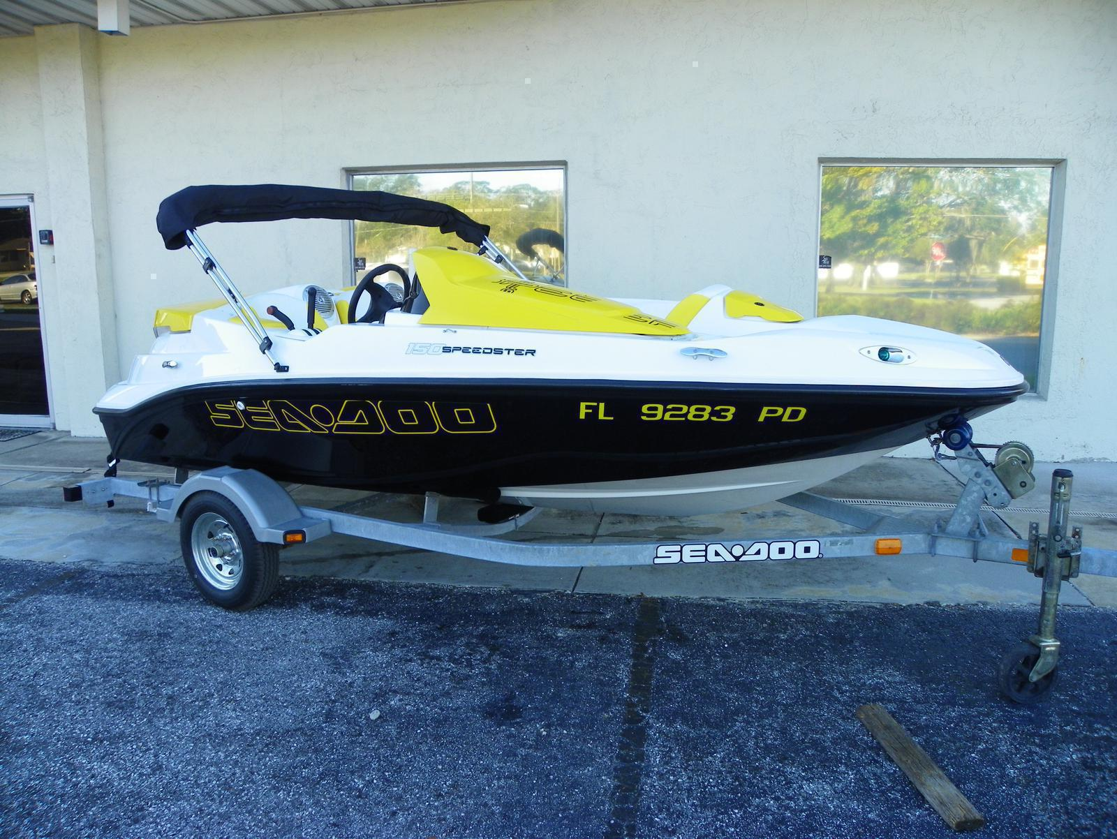 Sea-Doo Sport Boats 150 Speedster - High Output Engines
