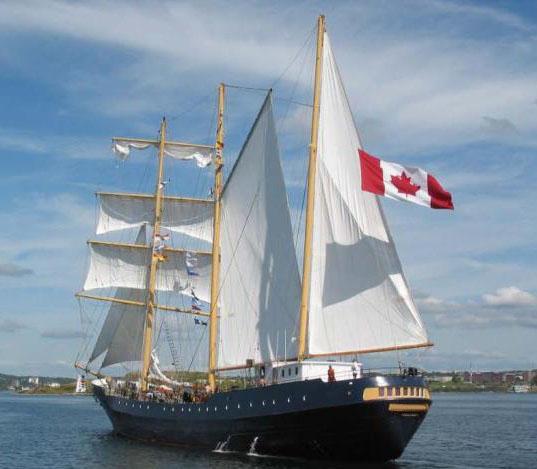 Cooks & Welton Caledonia Tall Ship