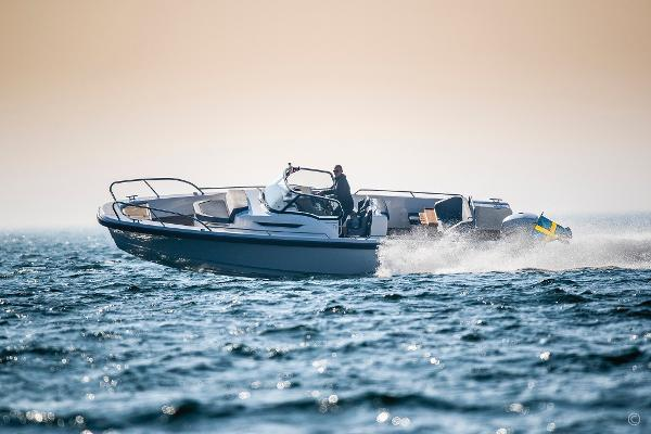 Nimbus Tender 9 boats and yachts for sale in London and the United Kingdom - Grosvenor Nimbus - Nimbus Tender 9