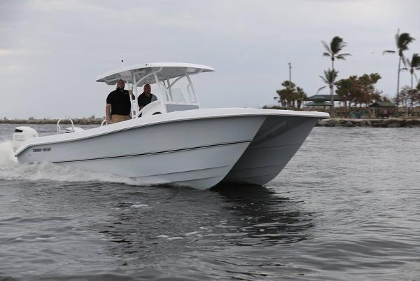 Twin Vee 31GO FISH