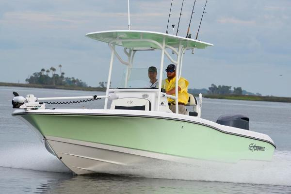 Crevalle 26 Bay Manufacturer Provided Image