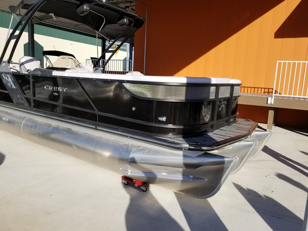 Crest Pontoon Boats 250 Caliber
