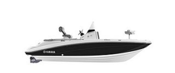 Yamaha 210 FSH Deluxe