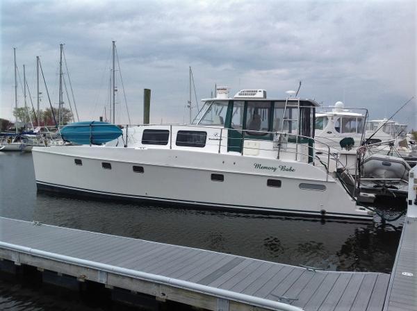 Endeavour Catamaran Powercat 44